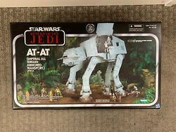 Hasbro Star Wars The Return Of The Jedi The Vintage Collection At-at 2012 St