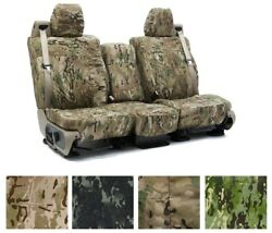Coverking Multicam Custom Tailored Seat Covers For Acura Tl