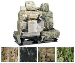 Coverking Multicam Tactical Custom Tailored Seat Covers For Ford Ranger