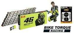 Did Vr46 Special Edition Chain To Fit Ktm 530 Exc R 4t Enduro 08