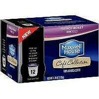 MAXWELL HOUSE FRENCH ROAST 100 K CUP