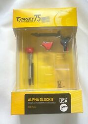 Timney Triggers Alpha Glock 5 Competition Series For Glock 3lb Gen5 G17 G19 G34