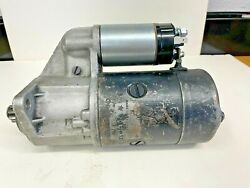 Porsche 914 Starter/new Solenoid - Early 70and039s -bench Tested - Works As It Should