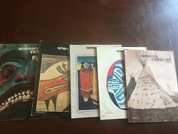 Pick From A Collection Of American Indian Art Magazines