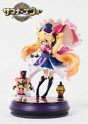 Summoners War Occult & Bear Figure 7th Anniversary Limited Novelty