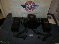 Lionel Trains Pwc 6-22982 Lionel Type Zw Controller And Transformer Set