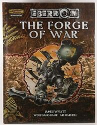 The Forge Of War Dungeons And Dragons D20 3.5 Fantasy Roleplaying, Eberron Settin