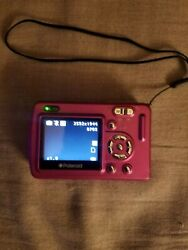 Polaroid A520 5.1mp Digital Camera - Pink With 1gb Scandisk