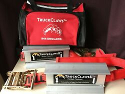 Truckclaws Ii Tire Traction Aid With Carry Case Offroad Light Truck 4x4 Jeep