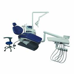 Dental Unit Chair Computer Controlled Hard Leather Integral Tj2688-a1-1 Fda Ce