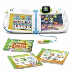 Leapfrog Leapstart 3d Interactive Learning System And 2 Book Combo Pack Learnin...