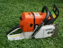 Stihl Ms650 Chainsaw For Parts Or Repair