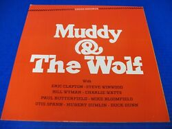 Muddy Waters And Howlin' Wolf - Muddy And The Wolf - Blues Lp Chess Ex Vinyl Record