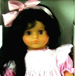 Authentic Lissi Doll Darcy . Vinyl Doll 17 Open-close Eyes. L.e.1993