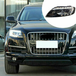 Led Headlights Assembly For Audi Q7 2007-2015 Led Drl Yellow Turn Signal