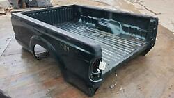 11-16 Ford F250sd Green Bed 8and039 W/o 5th Wheel Pack W/o Tail Lights And Gate