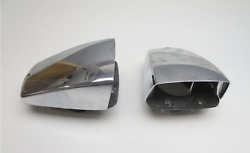 1988 Glastron X-16 Marine Boat Chrome Clam Shell Vent Cover Set 6 X 4 3/4