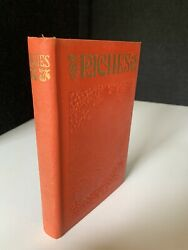 Watchtower Ibsa J F Rutherford Riches Book 1936 Embossed Vintage Hardcover