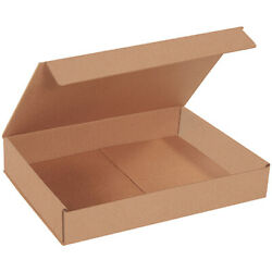 12 X 9 X 2 Kraft Corrugated Mailing/shipping Boxes Ect-32b - 500 Pieces
