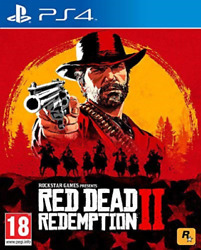 Red Dead Redemption 2 - Ps4 Uk Import Game New