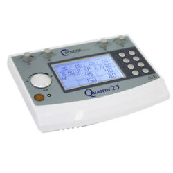 Quattro 2 Clinical 4-channel Ems/tens/russian/if2/if4