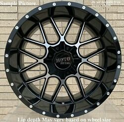 Wheels Rims 20 Inch For Ford Expedition Lincoln Navigator Mark Lt - 2480