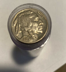 Roll Of 40 Buffalo Nickels - Mixed Lot Of Old Us Coins