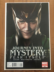 Journey Into Mystery 622 2nd Print Photo Cover Variant 2011 Vf+ Condition