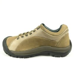 Keen Leather Casual Walking Shoes - Womenand039s Size 6 - Tan