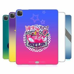 Official Wacky Races 2016 Graphics Soft Gel Case For Apple Samsung Kindle