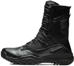 Nike Sfb Field 2 8men's Us 11.5 Trail Frame Tactical Black Boots A07507-001 New