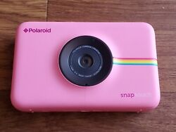 For Parts Polaroid Snap Touch Zink Portable Instant Digital 13mp Camera - Pink