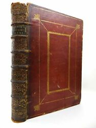 The Historical Antiquities Of Hertfordshire - Chauncy, Henry