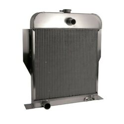 Afco 81164-p-na-n 1949-53 Ford Aluminum Radiator Ford Engine