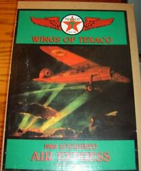 Wings Of Texaco 1929 Lockheed Air Express-1st In The Series