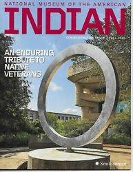 National Museum Of The American Indian 2020 Issues Of 4 Magazines