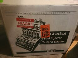 Fuel Injector Tester And Cleaner Pwc + Jet Boat
