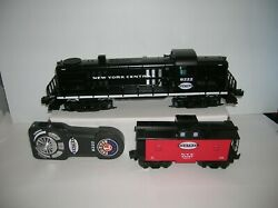 Lionel  Nyc Lionchief Rs-3 Diesel And Caboose , W/ Controller  Lot 21285