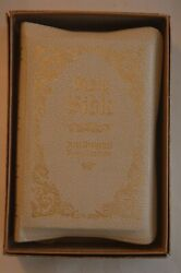 Holy Bible New Analytical Illustrated Edition Dictionary And Concordance 1966