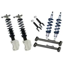Ridetech 12120210 Complete Hq Series Coilover Kit 79-89 Mustang