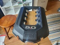 Oem 2011 - 2014 Mustang Gt 5.0 Intake Powered By Ford Cover