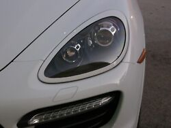 Porsche Cayenne 958 2011-15 Tuner Style Headlight Covers Trim New Made In Usa