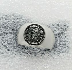 Masonic Rings / Knights Templar Rings Stainless Steel Rings All Sizes Available
