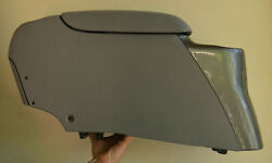 2004-2010 Toyota Sienna Removable Center Storage Console Stone Gray Xle