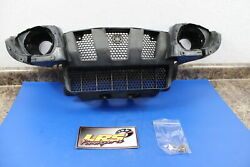 2002 Yamaha Grizzly 660 Front Bumper Plastic Cover Grille Fascia Panel