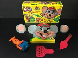 2001 Play-doh Chuck E Cheese Pizza Playset Complete