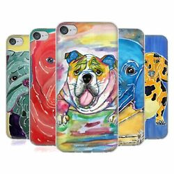 Official Lauren Moss Dogs Soft Gel Case For Apple Ipod Touch Mp3
