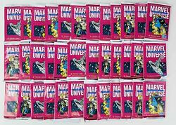 Skybox Trading Card Marvel Universe Series Iii Trading Cards Collection - New