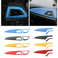 Car Dashboard Decals Trimming Accessories Fit For Bmw F20 Easy To Install