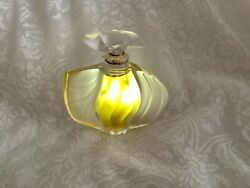 Lalique Winged Perfume Bottle By Maria-claude Lalique For Nina Ricci